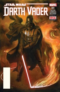 Darth Vader #11: Shadows and Secrets, Part 5 (21.10.2015)