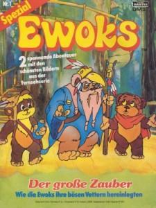 Ewoks Spezial Nr. 1 (1988)