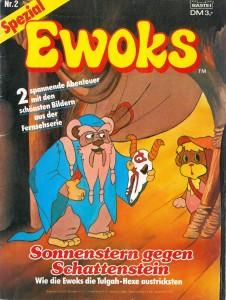 Ewoks Spezial Nr. 2 (1988)