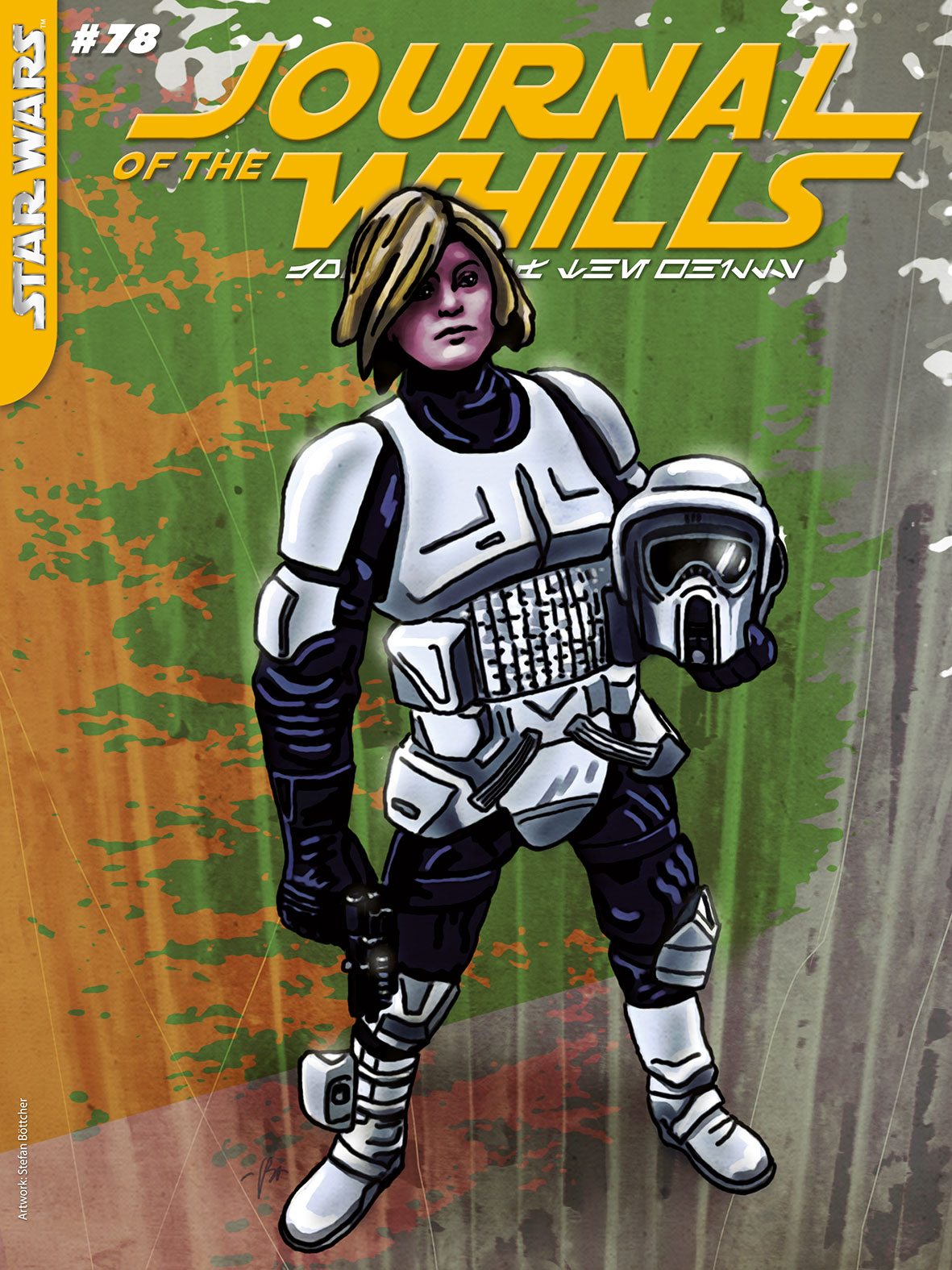 Journal of the Whills #78 (01.07.2015)