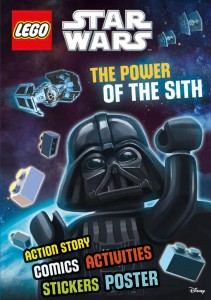 LEGO Star Wars: The Power of the Sith - Activity Book with Stickers (05.11.2015)