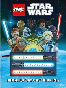 LEGO Star Wars Annual 2016 (08.10.2015)