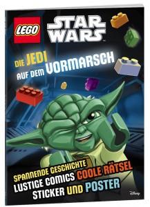 LEGO Star Wars: Die Jedi im Vormarsch - mit Sticker und Poster (Oktober 2015)