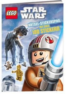 LEGO Star Wars: Jedi im Kampf um die Freiheit - mit Stickerbögen (Oktober 2015)