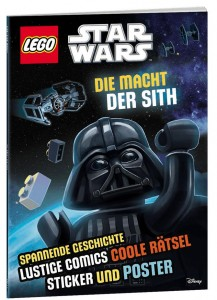 LEGO Star Wars: Die Macht der Sith - mit Sticker und Poster (Oktober 2015)