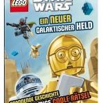 LEGO Star Wars: Ein neuer galaktischer Held - mit Sticker und Poster (Oktober 2015)