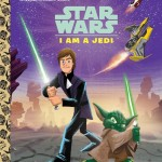 I Am a Jedi - A Little Golden Book (05.01.2016)