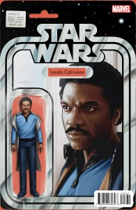 Lando #1 (John Tyler Christopher Action Figure Variant Cover) (08.07.2015)