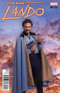 Lando #1 (Movie Variant Cover) (08.07.2015)
