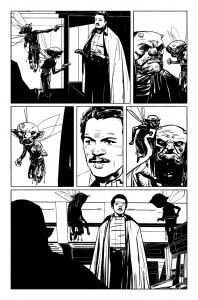 Alex Maleevs <em>Lando</em>-Skizzen - Bild 5