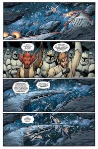 Star Wars #125 - Vorschauseite 1