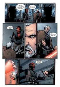 Star Wars #125 - Vorschauseite 3