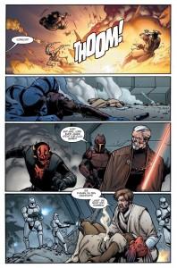 Star Wars #125 - Vorschauseite 5