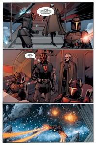 Star Wars #125 - Vorschauseite 6