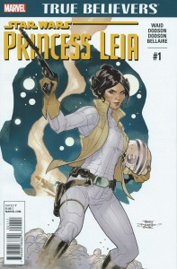 True Believers: Princess Leia #1 (23.09.2015)
