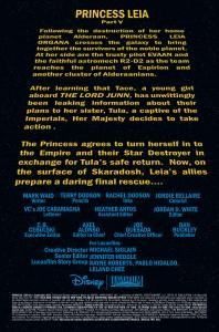 Princess Leia #5 Vorschauseite 1