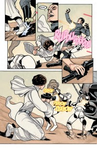 Princess Leia #5 Vorschauseite 5