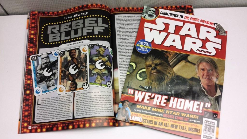 Rebel Bluff (Star Wars Insider #158)