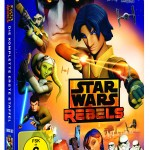 Star Wars Rebels: Staffel 1 (Blu-ray, 10.09.2015)