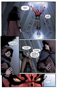 Star Wars #124 - Vorschauseite 2