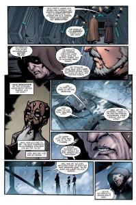 Star Wars #124 - Vorschauseite 3
