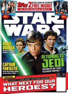 Star Wars Insider #160 Newsstand Cover (08.09.2015)