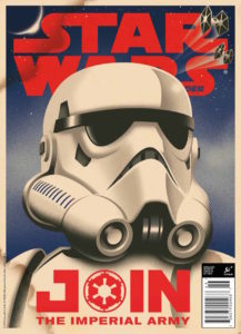 Star Wars Insider #160 (Comic Store Cover)