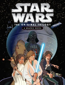 Star Wars: The Original Trilogy - A Graphic Novel (01.03.2016)