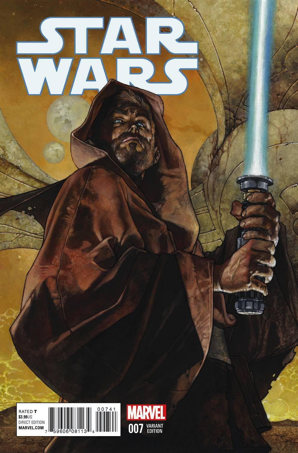 Star Wars #7 (Simone Bianchi Variant Cover) (29.07.2015)