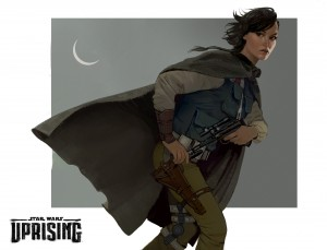 Riley in Uprising