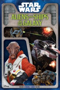 Aliens and Ships of the Galaxy (01.11.2016)