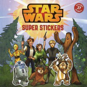 Star Wars Super Stickers (20.07.2015)