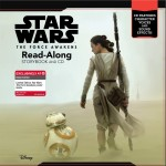 Star Wars: The Force Awakens - Read-Along Storybook and CD (Target Custom Pub) (05.04.2016)