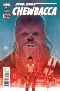 Chewbacca #1 (Phil Noto Cover) (14.10.2015)
