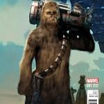 Chewbacca #1 (Ariel Olivetti Variant Cover) (14.10.2015)