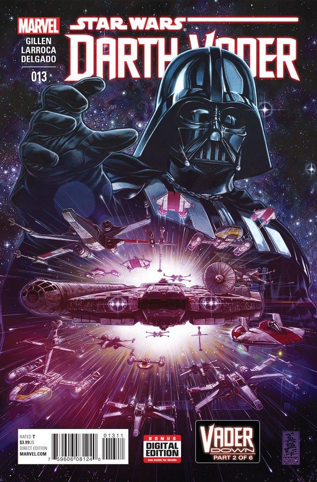 Darth Vader #13: Vader Down, Part 2 (25.11.2015)