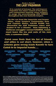 Kanan: The Last Padawan #4 Vorschauseite 1