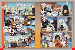 LEGO Star Wars Magazin #1 - Vorschau Seiten 6 und 7 (04.07.2015)