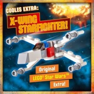 LEGO Star Wars Magazin #1 - Vorschau Extra (04.07.2015)
