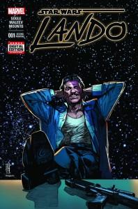 Lando #1 (2nd Printing) (12.08.2015)