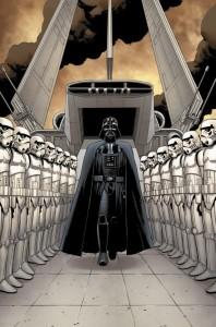Star Wars #1 - Vorschauseite 1