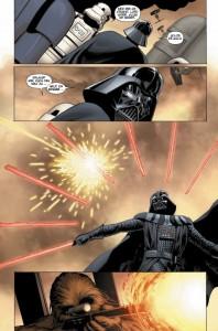 Star Wars #1 - Vorschauseite 2