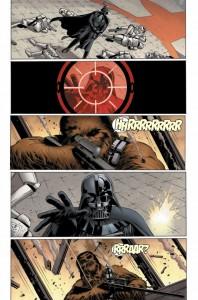 Star Wars #1 - Vorschauseite 4