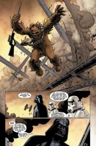 Star Wars #1 - Vorschauseite 5