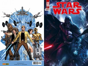 Star Wars #1 Variantcover A