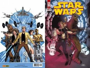 Star Wars #1 Variantcover B