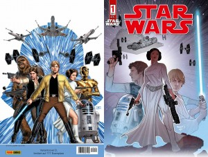 Star Wars #1 Variantcover D