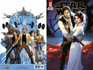 Star Wars #1 Variantcover E