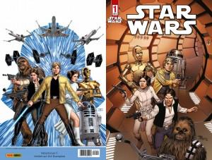 Star Wars #1 Variantcover F