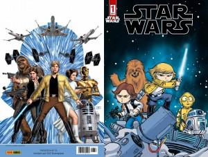 Star Wars #1 Variantcover G